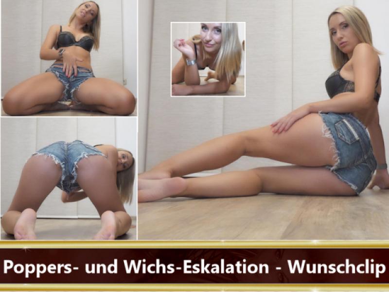 Poppers- und Wichs-Eskalation - Wunschclip