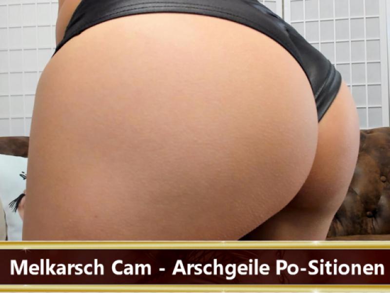 Melkarsch Cam – Arschgeile Po-Sitionen