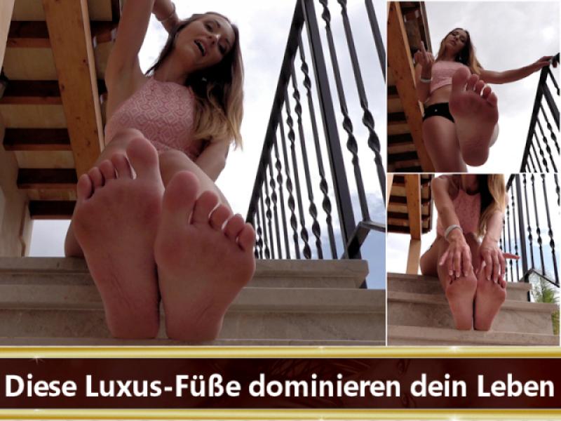 Diese Luxus-Füße dominieren dein Leben