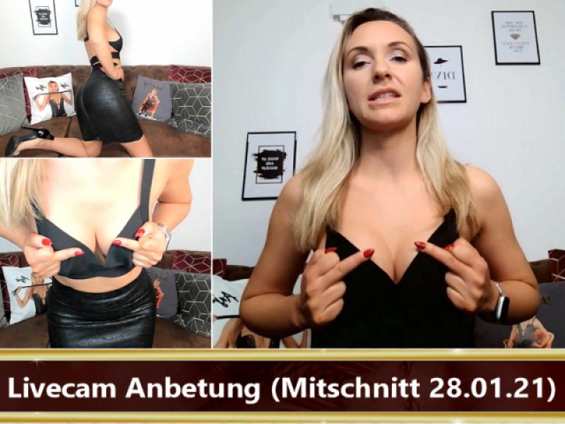 Livecam Anbetung (Mitschnitt 28.01.21)