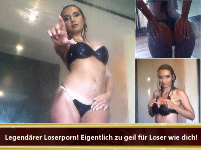 Legendärer Loserporn! Eigentlich zu geil für Loser wie dich!