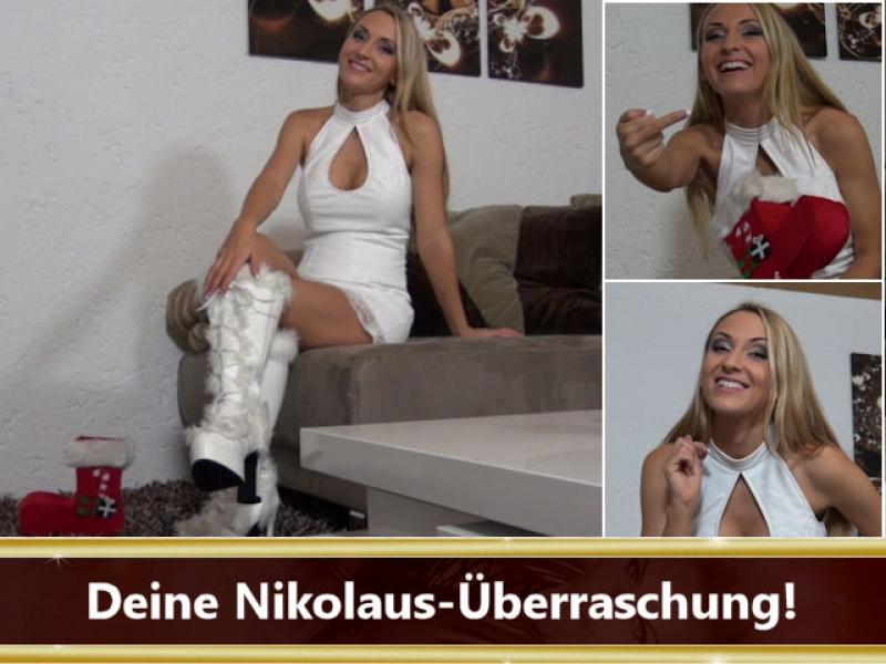 Deine Nikolaus-Überraschung!
