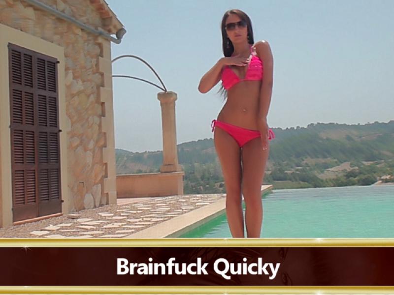 Brainfuck Quickie