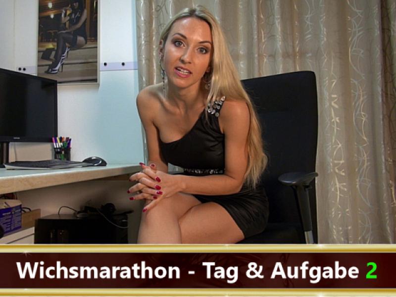 Dein Wichsmarathon - Tag 2!
