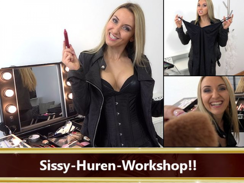 Sissy-Huren-Workshop!!