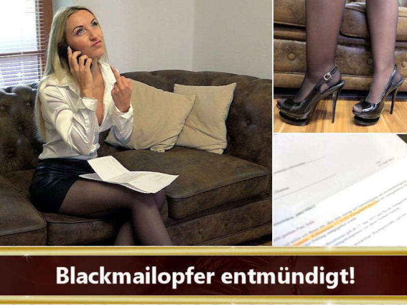 Blackmailopfer entmündigt!