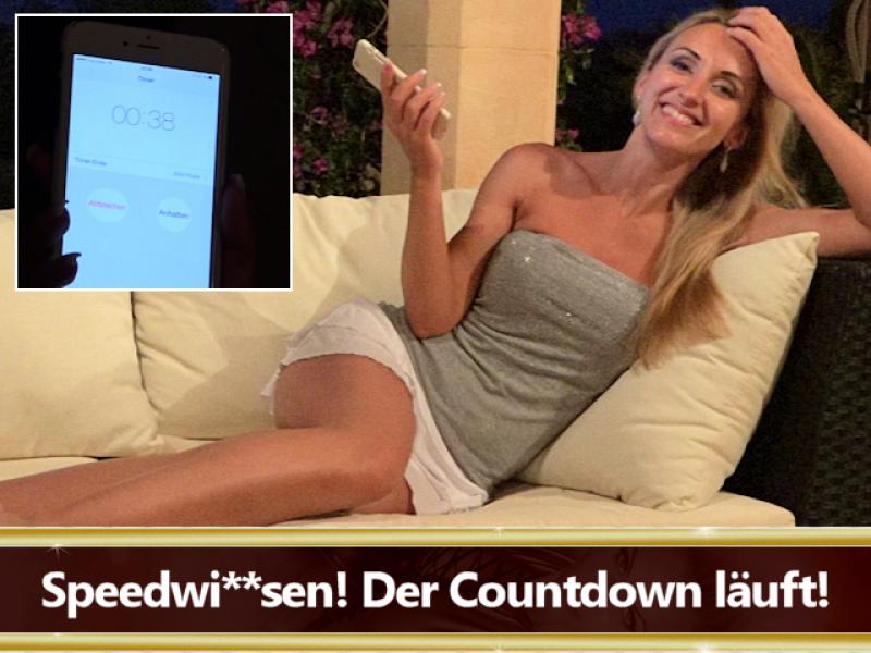 Speedwichsen! Der Countdown läuft!
