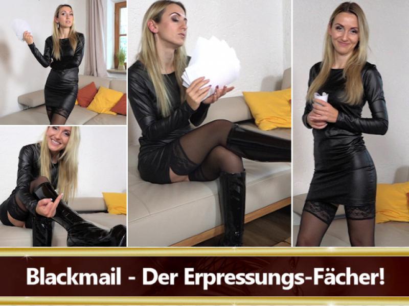 Blackmail - Der Erpressungs-Fächer!