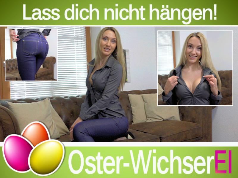 Oster-WichserEI - Lass dich nicht hängen!