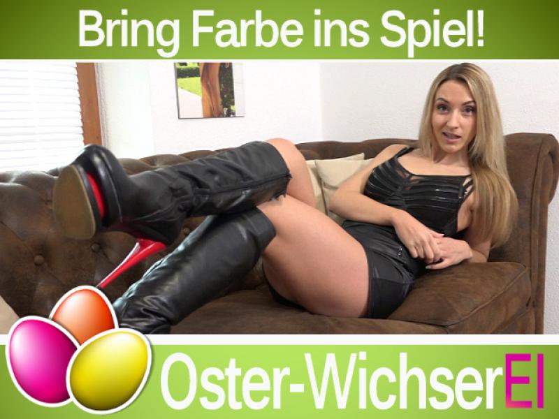 Oster-WichserEI - Bring Farbe ins Spiel!