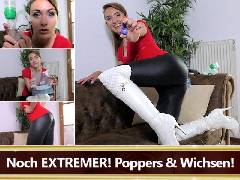 Noch EXTREMER! Poppers & Wichsen!