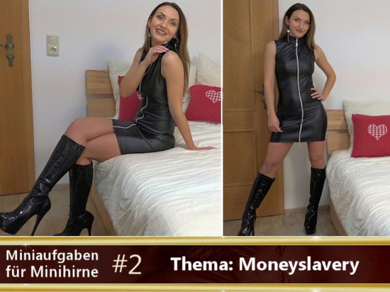 Sklavenaufgabe Nr. 2  - Thema: Moneyslavery