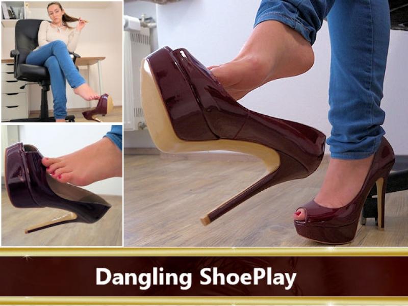 Dangling ShoePlay
