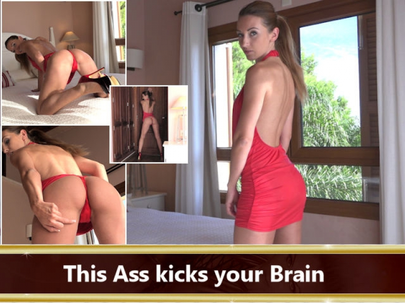 This Ass kicks your Brain
