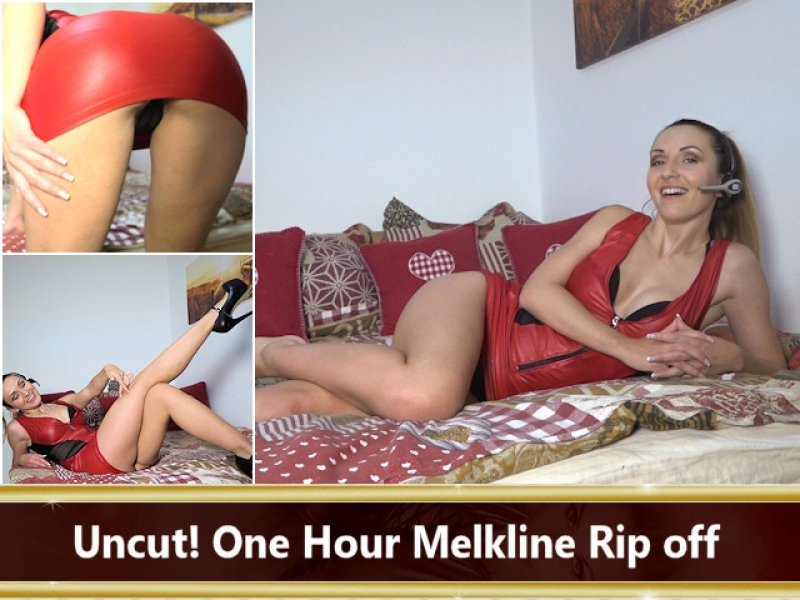 Uncut! One Hour Melkline Rip off