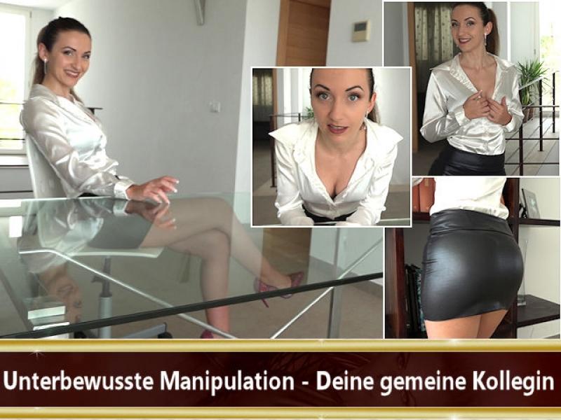 Unterbewusste Manipulation - deine gemeine Kollegin