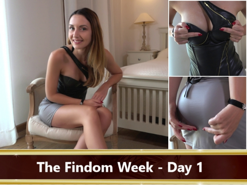 The Findom Week - Day 1