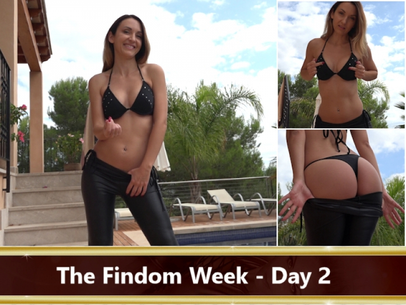 The Findom Week - Day 2