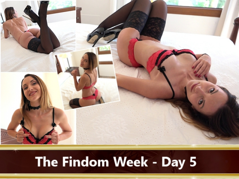 The Findom Week - Day 5