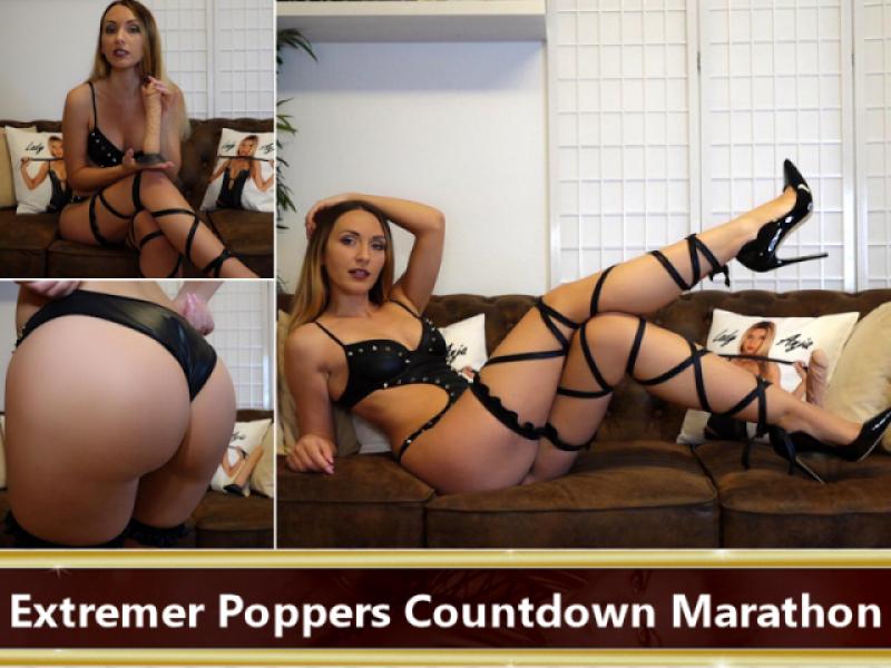Extremer Poppers Countdown Marathon