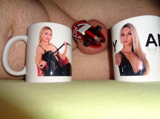 Lady Anja Kaffeetassen Teetassen