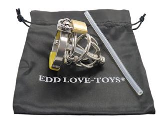 EDD LOVE-TOYS Ring Cage XXS Steel V2 mini