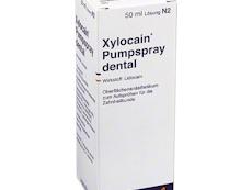 Xylocain Pumpspray Oberflächenanästhetikum