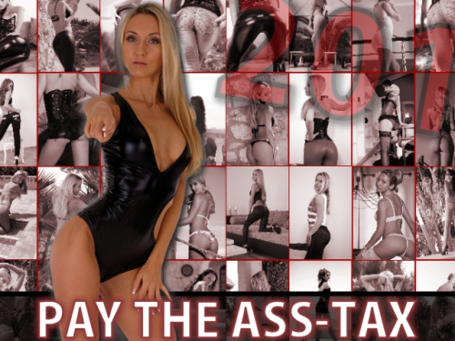 Ass-Tax Ass-Worship! 200 arschgeile Bilder!