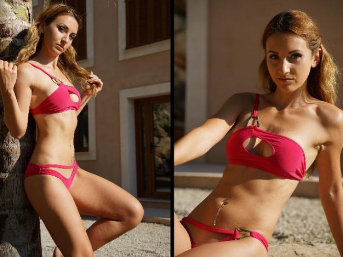 Hot Summer - Hot Lady