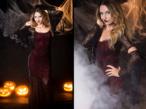 Black Gothik Lady - Halloween