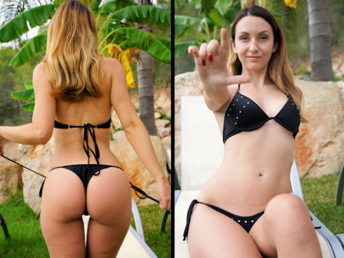 Bikini Worship Humiliation