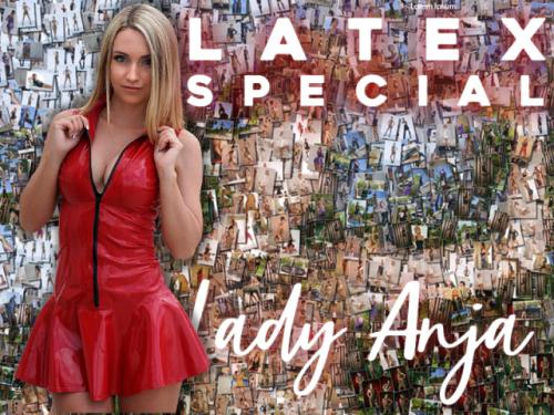 Latex Special - Die Herrin in Latex im Überfluss