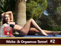 Wichs und Orgasmus Terror für Sissybitches Teil 2