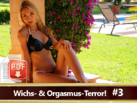 Wichs und Orgasmus Terror für Sissybitches Teil 3
