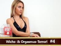 Wichs und Orgasmus Terror für Sissybitches Teil 4
