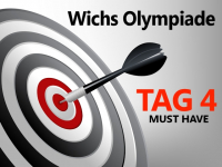 Wichs Olympiade Tag 4 MUST HAVE