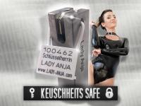 Schlüsselsafe Alu-Block Key-Safe