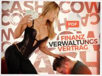 """Finanzverwaltungsvertrag """"CashCow"""""""