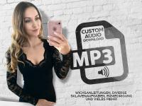 Deine persönliche Wunsch-Audio-Datei / MP3