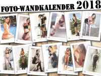 Foto-Wandkalender 2018 Din A3