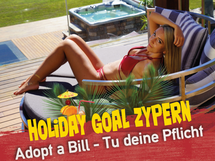 Holiday Goal Zypern September 2019