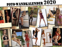 Foto-Wandkalender 2020 Din A3
