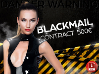 Blackmail Contract 500 €