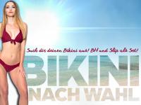 Bikini nach Wahl oder meiner Wahl