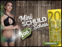 Micro-Schuldschein 3 Monate zu je 200 Euro