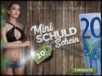 Micro-Schuldschein 3 Monate zu je 20 Euro