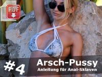 Arsch-Pussy Stufe 4