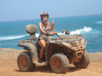 Quad Tour im Urlaub