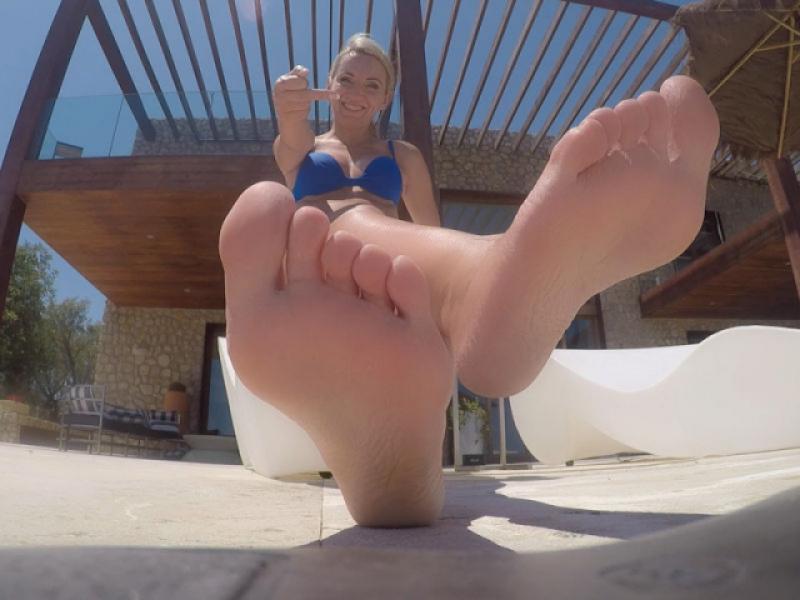 Fuß sklave
