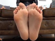 Fußsohlen Hirnfick